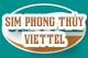 Sim phong thủy Viettel và những LƯU Ý khi chọn mua